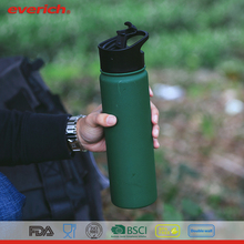 stainless steel bpa-free sports water bottle