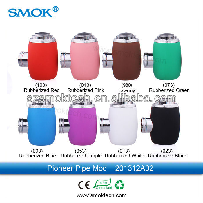 New 2014 smoking pipe e-cigarettes supplier china Smoktech Pioneer Pipe
