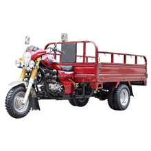 China product water cooling 200cc cargo tricycle for sale