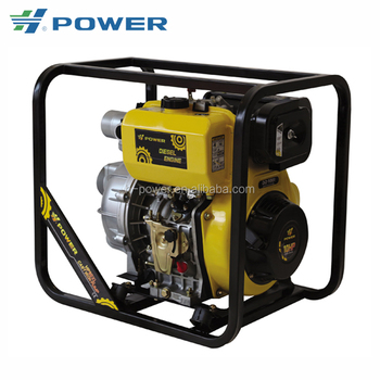 Highly cost effective 3 inch diesel water pump set