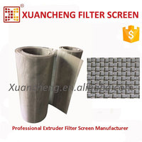 Factory Concrete Strong Woven Wire Mesh