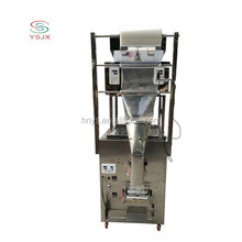 999g High Dose Slope Rice Sachet bag Stainless steel automatic corn silage packing machine