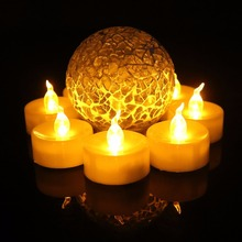 7 day candles wholesale led tea lights