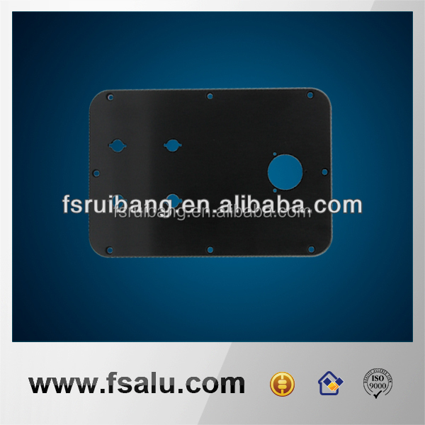 Guangdong precision cnc machined aluminum part