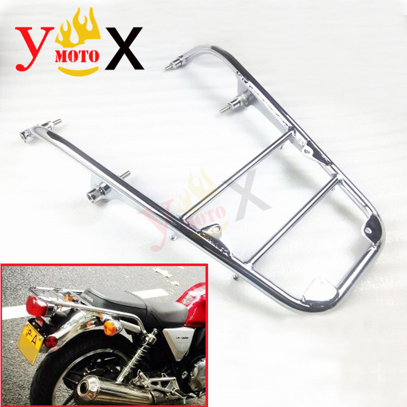 Rear Luggage Rack Touring Cargo Carrier For Honda CB1100 2011-2016 11 12 15 16