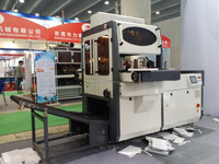 GS-230 automatic rigid box maker for shoes box making machine