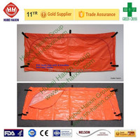 Disaster Body bag with U zipper & Handle tape