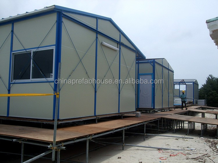 Yaoda cheap prefab portable house farrowing house for sale