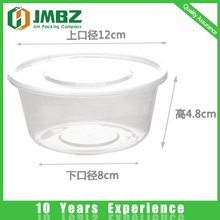 Best selling manufacture disposable microwave safe plastic food container with lid