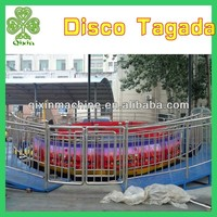Crazy dancing China amusement rides for sale