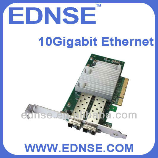 EDNSE pc/server adapter card types 10Gigabit Ethernet