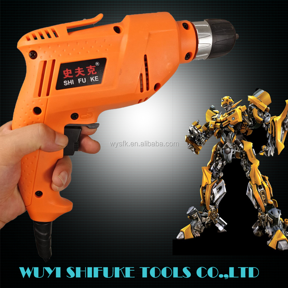 High Quality Power Tool Factory Variable Speed Electric <strong>drill</strong> 600W