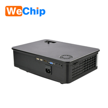 2018 Mini projector L2 portable projector 4:3/16:9 Native led dlp projector