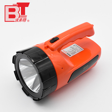 Outdoor Hunting Camping Handheld LED Tactical Rechargeable Searchlight