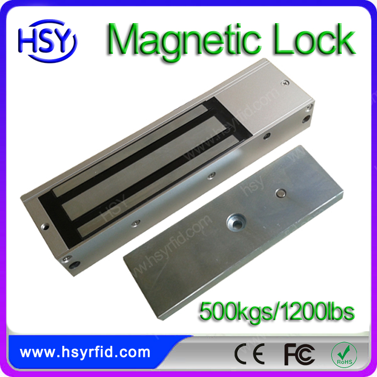 HSY-500 Hotel room security alarm electric magnetic door locks factory in China