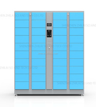 ZHILAI Cell Phone/iPad/Notebook Storage electronic barcode password Smart Locker in good quality with competitive price