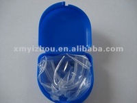 Plastic Denture Box Mouth Tray Storage Case Dental Mold Storage Case