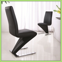 High Quality Modern Z Shape Dining Chair
