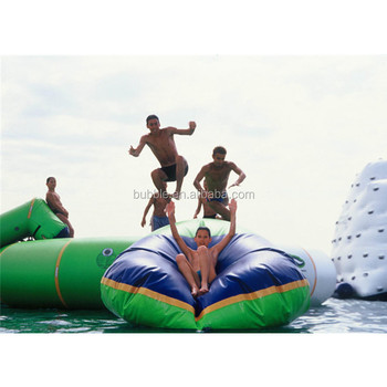 Inflatable Water Catapult, Durable Jumping Water Blob