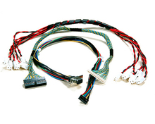 lvds to hdmi board cable