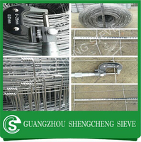 Cheap mesh fencing high corrosion resistance lowes hog wire fence hot sale
