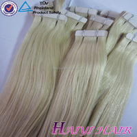 Thick Bottom Hottest Style Top Quality Hair Everywhere Skin Weft