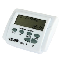 2.7 inch LCD Adjustable Screen FSK / DTMF Caller ID with Calendar Function