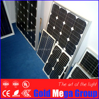 skilled manufacturer in China 100W to 300W monocrystalline silicon solar panel with all certification