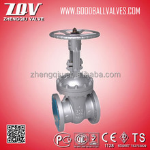 4 inch electric manual control 24 v dc water pressure relief solenoid stem gate valve