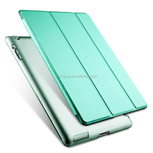 for Apple ipad mini123 case, Luxury Magnetic Smart Cover Stand PU Leather Case For iPad mini123
