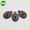 hot fashion DIY metal alloy slider beads and charms