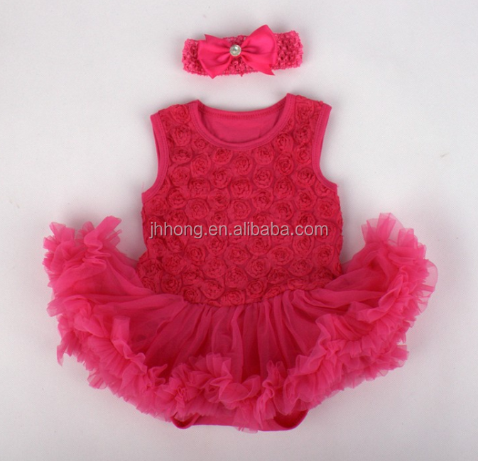 baby girl clothes ruffle tutu pettiskirt /baby girl tutu dress