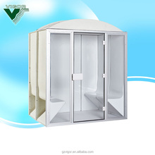 one person portable outdoor steam sauna room