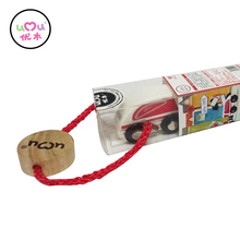 Magnet Train Classic Toys Wooden toy For Kids Building Blocks