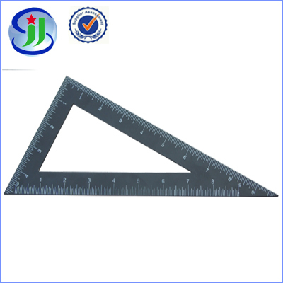 jiushun black triangle engineer ruler scale ruler