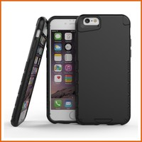 Factory hybird shockproof pc tpu for iphone 6 case cover