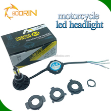 automobiles & motorcycles Guangzhou Factory Supply 6v led headlight headlamp 2500 lumen led motorcycle lights