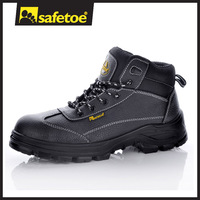 Low price pvc toecap safety boots for work man