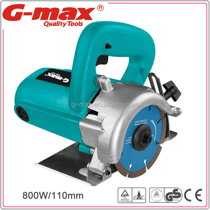 G-max Professional Electric Marble Concrete Tile Stone Cutter Machine GT15007