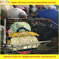 women used bags/used man's office laptop leather handbags/used school students bags export for Angola used bags buyers