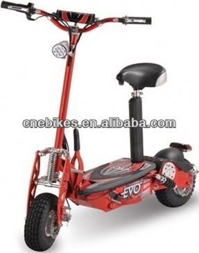 Aluminum Mag Wheels 36v 1000w electric scooter city model