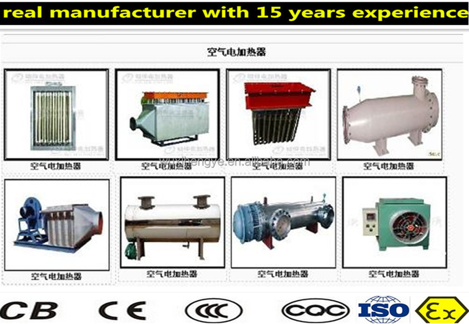 Hot Air Duct Fans : Ce certificate natrual gas duct electric industrial