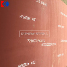 High HRC wear resistant steel plate with best price
