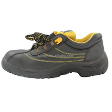 Buffalo leather steel toe cheap price safety shoes price