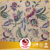 80%poly 20%cotton jacquard gobelin fabric floral design