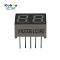 Digital counter circuit double digit 0.36 inch CC 7 segment led display for assembled kit