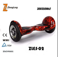 Hot Model 10 inch 2 wheel Electric Scooter self balancing scooter Hoverboard