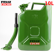 3 pcs Fuel Tank Plastic Spare Petrol Tanks Cans Gasoline Motorcycle For Car