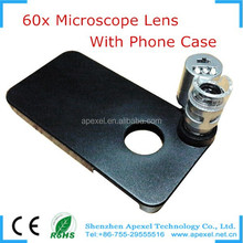 60X Microscope Mobile phone Microscope for Samaung Galaxy S3 i9300