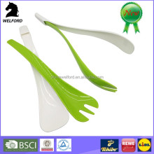 Eco-friendly personal dishwasher safe salad spoon and fork